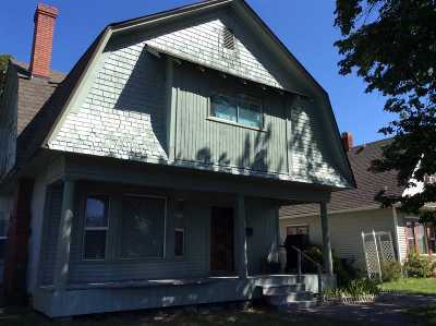 Spokane Single Family Home For Sale: 1512 W Nora Ave