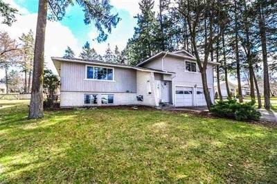 Spokane Single Family Home For Sale: 5803 S Yale Rd