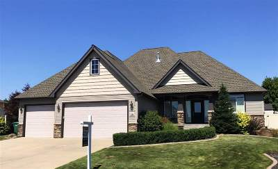 Veradale Single Family Home For Sale: 364 S Shelley Lake Ln