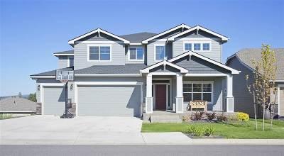 Spokane WA Single Family Home For Sale: $416,000