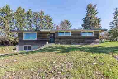 Spokane Single Family Home For Sale: 6717 S Ben Burr Rd