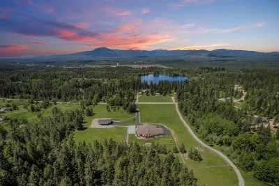 Bonner County, Kootenai County Single Family Home For Sale: 21776 N Rimrock Rd
