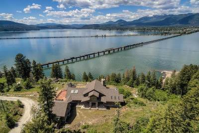 Bonner County, Pend Oreille County Single Family Home For Sale: 188 W Eagle Crest