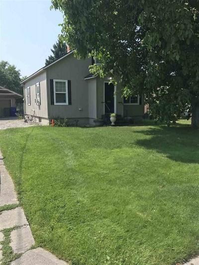 Spokane Valley Multi Family Home For Sale: E Broadway