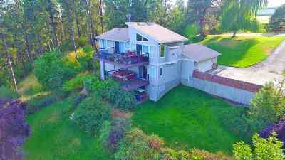 Single Family Home For Sale: 23214 N Perry Rd