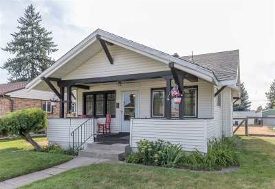 Single Family Home For Sale: 4811 N Walnut St