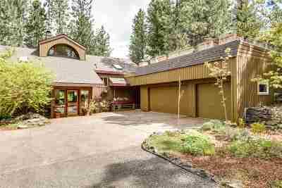 Spokane Single Family Home For Sale: 3211 S Crestline St