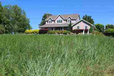 Spokane, Spokane Valley Single Family Home For Sale: 8120 N Scott Rd