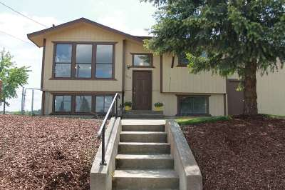 Mead Single Family Home For Sale: 3510 E Hastings Ave