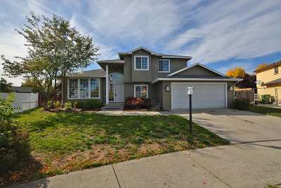 Spokane Single Family Home For Sale: 7301 N Perry St