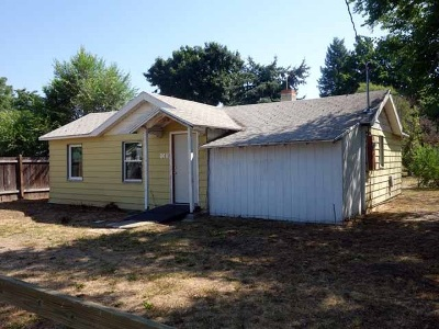 Spokane Valley Single Family Home For Sale: 13808 E Rockwell Ave