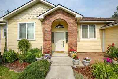 Nine Mile Falls Single Family Home For Sale: 10406 W Granger Rd