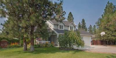 Nine Mile Falls Single Family Home Ctg-Sale Buyers Hm: 17612 N Sunnyvale Dr
