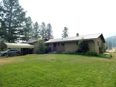 Spokane County, Stevens County Single Family Home For Sale: 739 A Greenwood Loop Rd