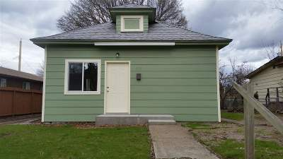 Spokane Single Family Home Ctg-Inspection: 713 E Olympic Ave