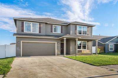 Airway Heights WA Single Family Home Chg Price: $264,900