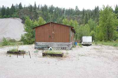 Spokane County, Stevens County Single Family Home For Sale: 3031 C Quarry Browns Lake Rd
