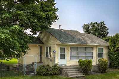 Spokane Single Family Home Ctg-Inspection: 728 E Rowan Ave