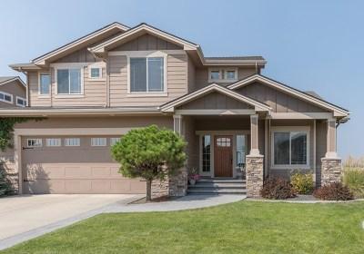 Colbert Single Family Home For Sale: 909 E Colbert Rd