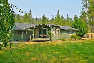 Nine Mile Falls Single Family Home Ctg-Inspection: 12310 W Four Mound Rd