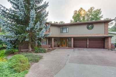 Spokane Single Family Home For Sale: 14015 N Dartford Dr