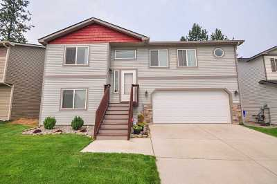 Single Family Home For Sale: 811 E Silver Pine Rd