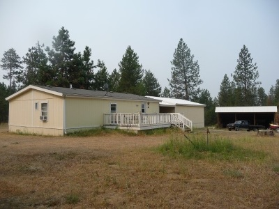 Mobile Home New: 6615 E Valley Ln
