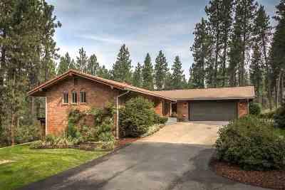 Greenacres Single Family Home For Sale: 4129 S Linke Rd