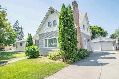 Spokane Single Family Home For Sale: 5709 N Belt St