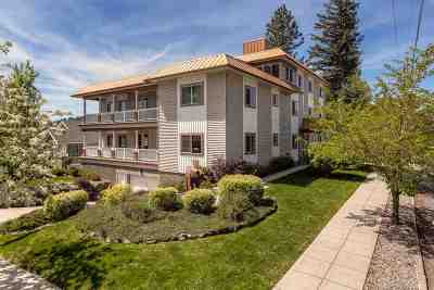 Spokane County Condo/Townhouse For Sale: 504 S Hemlock St #2A