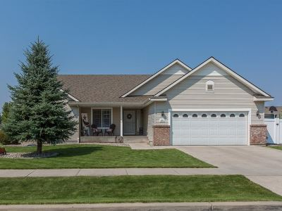 Spokane Valley Single Family Home New: 626 S Holiday Rd