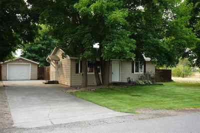 Spokane Valley Single Family Home Ctg-Inspection: 1021 N Marguerite Rd