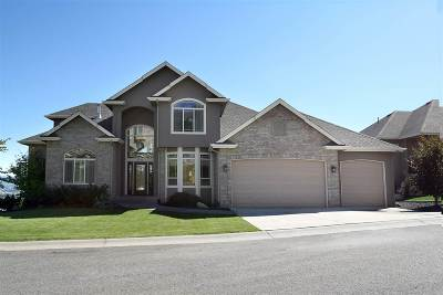 Single Family Home For Sale: 8508 E Blue Fox Ln