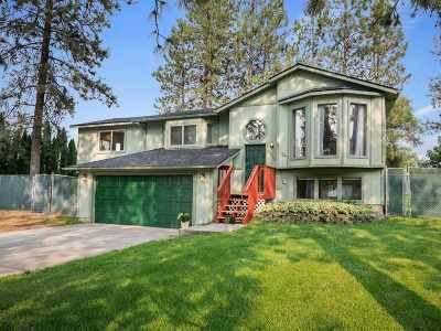 Mead Single Family Home For Sale: 15422 N Neptune St