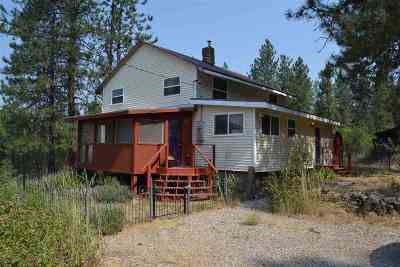 Tumtum Single Family Home For Sale: 5882a Carey