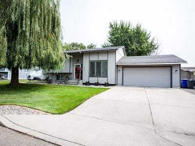Spokane Valley Single Family Home Ctg-Inspection: 1508 N Arc St