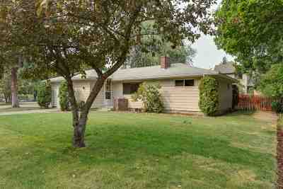 Spokane Valley Single Family Home Ctg-Inspection: 205 N Union Rd