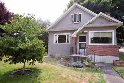 Spokane Single Family Home Ctg-Inspection: 629 W Knox Ave