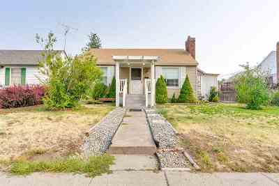 Spokane Single Family Home New: 1727 E Courtland Ave