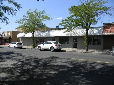 Spokane Commercial For Sale: W Garland