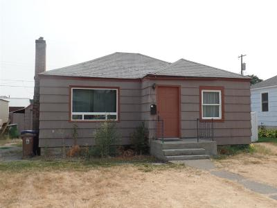 Spokane Single Family Home New: 1624 E Rich Ave
