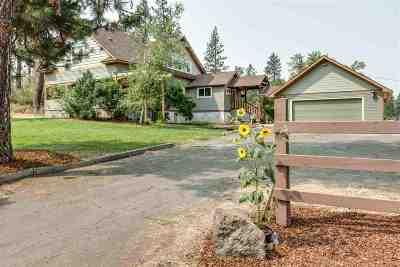 Spokane Single Family Home New: 3 N Grove Rd
