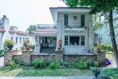 Spokane Single Family Home New: 341 W 14th Ave