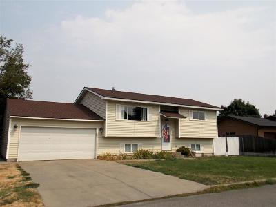 Spokane Valley Single Family Home Ctg-Inspection: 8721 E Mansfield Ave