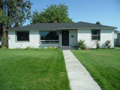 Spokane Single Family Home New: 230 W Columbia Ave