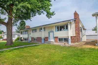 Spokane Single Family Home Ctg-Inspection: 535 E Garland Ave #537