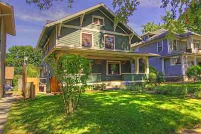 Spokane Single Family Home New: 1908 W 10th Ave