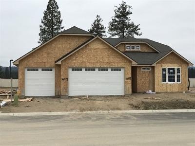 Spokane Single Family Home New: 16419 N Dakota Ln