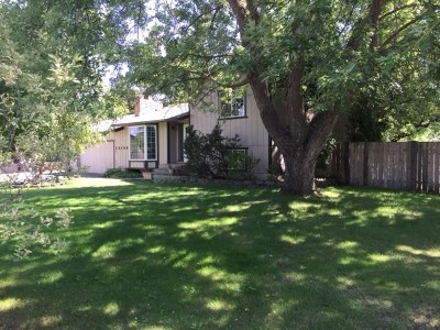 Otis Orchards Single Family Home For Sale: 22306 E Olympic Ave