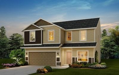 Spokane Single Family Home For Sale: 4814 N Emerald Ln